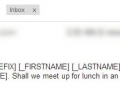 Example2 - 1Email